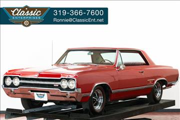 1965 Oldsmobile 442 for sale in Cedar Rapids, IA