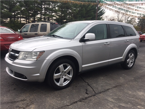2009 Dodge Journey for sale in Cambridge, OH