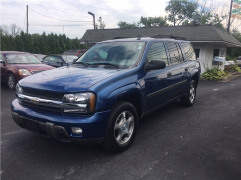 2005 Chevrolet TrailBlazer EXT for sale in Cambridge, OH