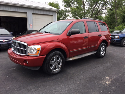 2006 Dodge Durango for sale in Cambridge, OH