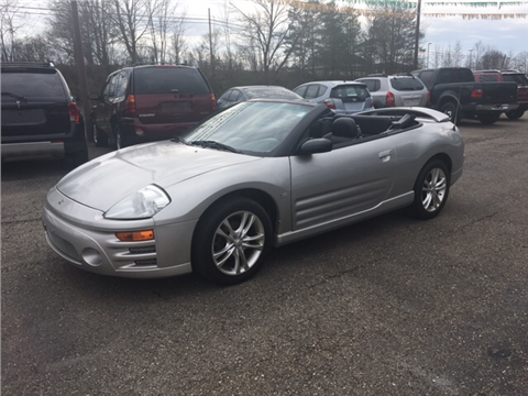2003 Mitsubishi Eclipse Spyder for sale in Cambridge, OH