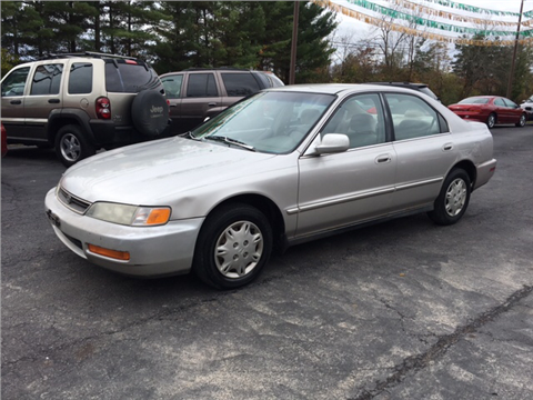 1996 Honda Accord for sale in Cambridge, OH