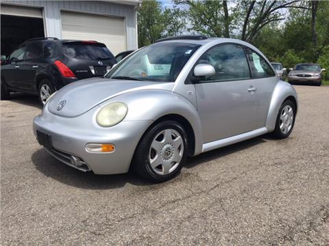 1999 Volkswagen New Beetle for sale in Cambridge, OH