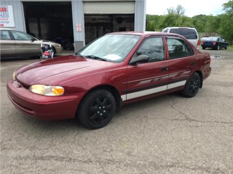 1999 Chevrolet Prizm for sale in Cambridge, OH