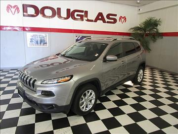 2016 Jeep Cherokee for sale in Clinton, IL
