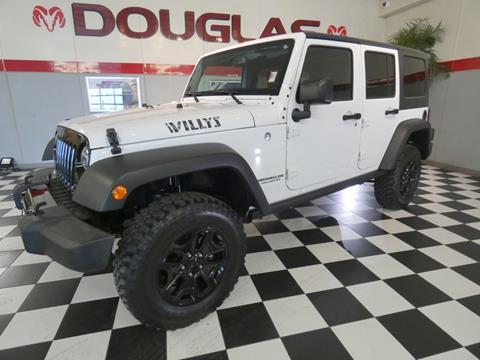 2016 Jeep Wrangler Unlimited for sale in Clinton, IL