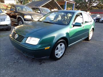 2002 Volkswagen Jetta for sale in Tampa, FL