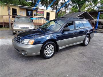 2001 Subaru Outback for sale in Tampa, FL