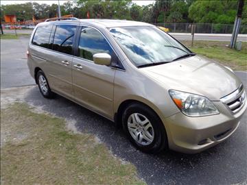2005 Honda Odyssey for sale in Tampa, FL
