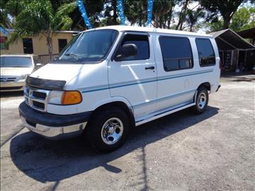 1999 Dodge Ram Van for sale in Tampa, FL