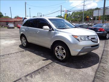 2007 Acura MDX for sale in Tampa, FL