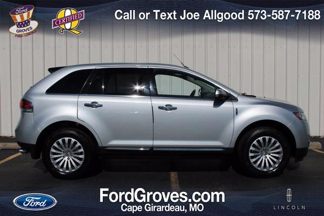 2013 Lincoln MKX for sale in Jackson MO