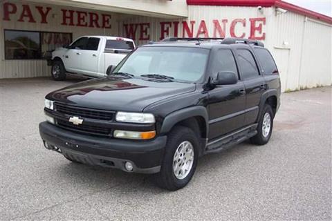 2005 Chevrolet Tahoe for sale in Oklahoma City, OK