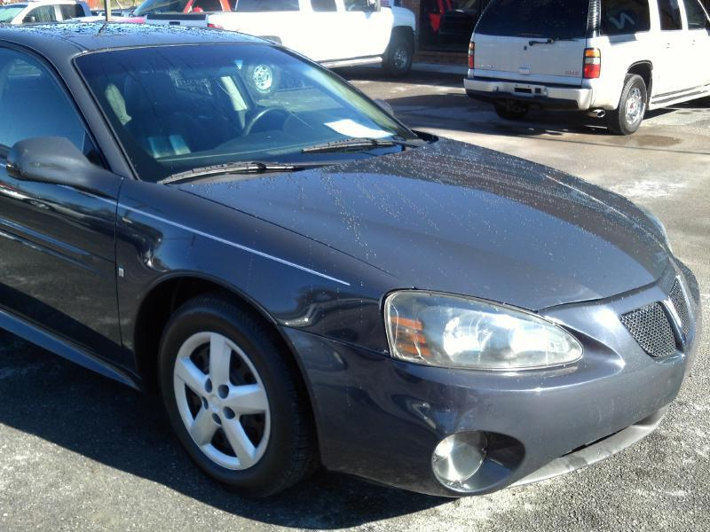 Pontiac grand prix for sale in alabama for Young motors boaz al