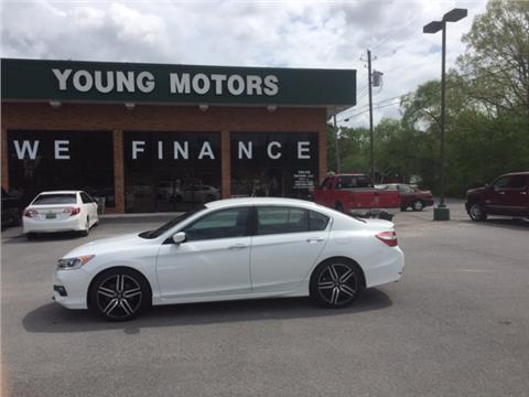2016 Honda Accord for sale in Boaz, AL