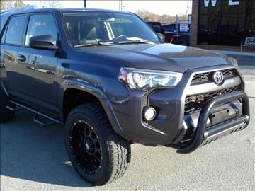2015 toyota 4runner for sale in alabama for Young motors boaz al