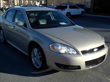 2012 Chevrolet Impala for sale in Boaz, AL