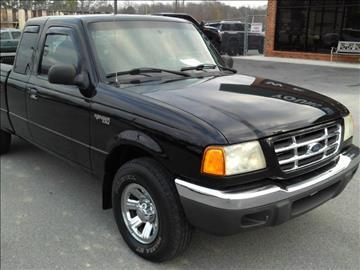 2002 Ford Ranger for sale in Boaz, AL