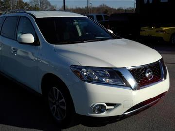 2015 Nissan Pathfinder for sale in Boaz, AL