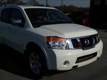 2012 Nissan Armada for sale in Boaz, AL