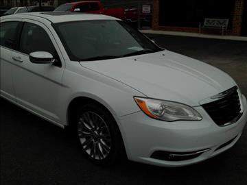 2011 Chrysler 200 for sale in Boaz, AL