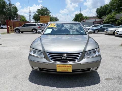 2009 Hyundai Azera for sale in Houston, TX
