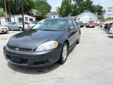 2010 Chevrolet Impala for sale in Houston, TX