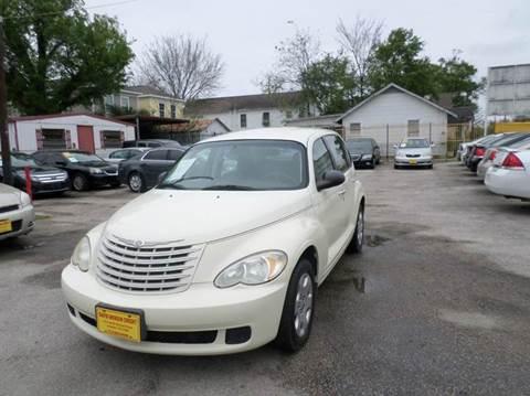 2007 Chrysler PT Cruiser for sale in Houston, TX
