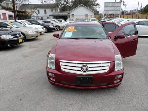 2005 Cadillac STS for sale in Houston, TX