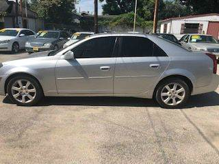2007 Cadillac CTS for sale in Houston, TX