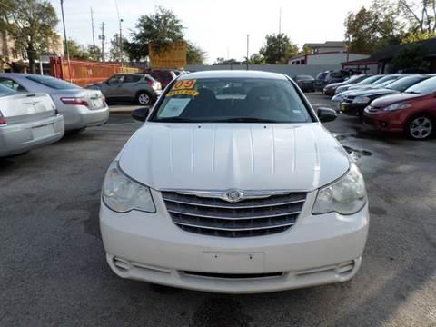 2009 Chrysler Sebring for sale in Houston, TX