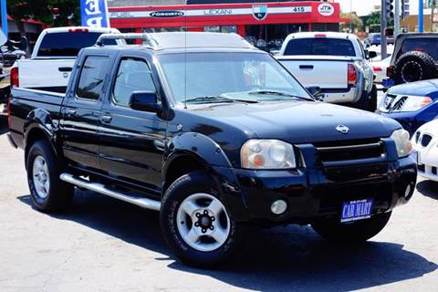 2001 Nissan Frontier for sale in National City, CA