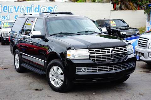 2009 Lincoln Navigator for sale in National City, CA