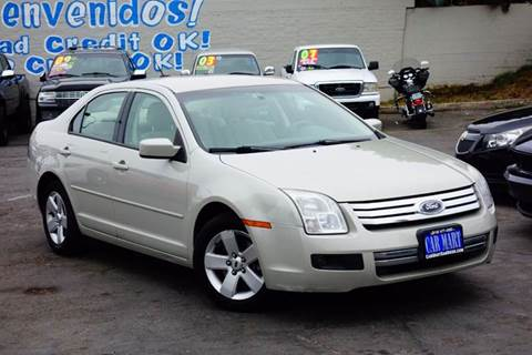 2008 Ford Fusion for sale in National City, CA