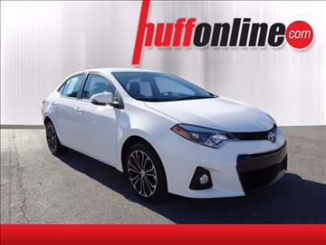 2014 Toyota Corolla for sale in Wytheville, VA
