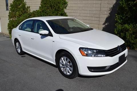 2013 Volkswagen Passat for sale in Cumberland, RI