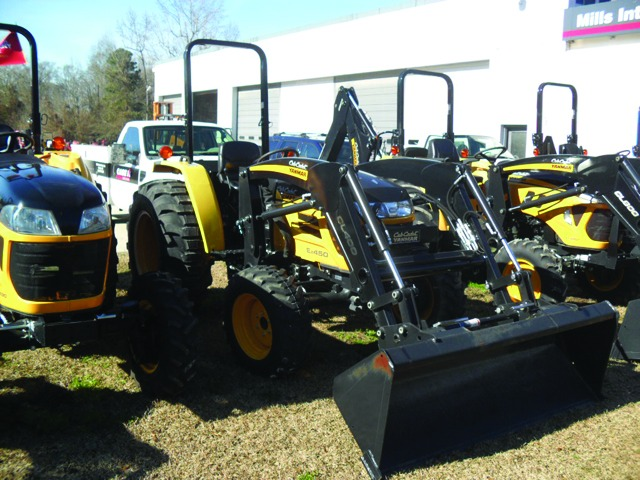 2013 Yanmar EX 450 Tractor