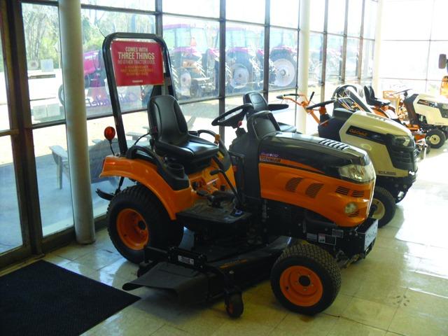 2013 Yanmar SC 2400 Mower