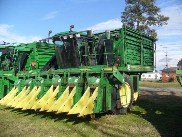 1999 John Deere 9976 Cotton Picker