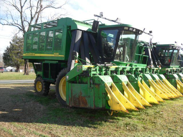 2004 John Deere 9986 Cotton Picker