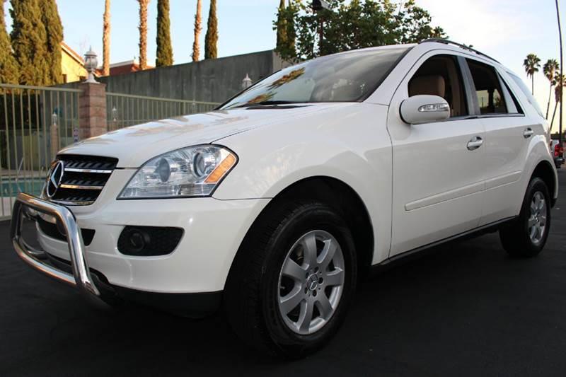 Mercedes benz m class for sale in california for Mercedes benz dealer pasadena