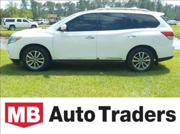 2014 Nissan Pathfinder for sale in Conway, SC