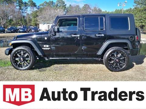 2009 Jeep Wrangler Unlimited for sale in Conway, SC