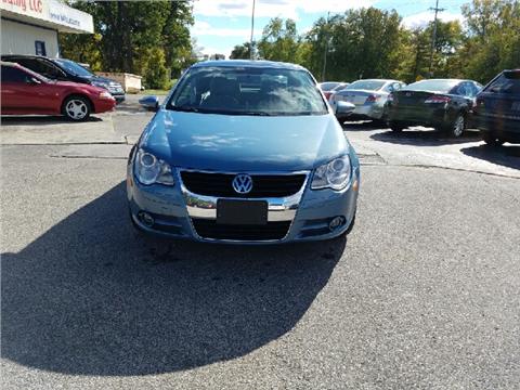 2009 Volkswagen Eos for sale in Toledo, OH