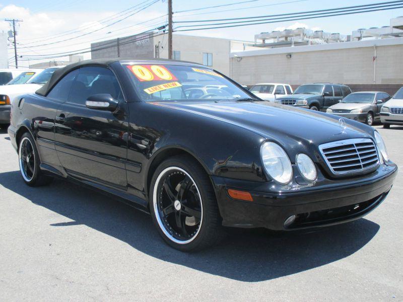 2000 mercedes benz clk class clk430 2dr convertible in for Mercedes benz dealership las vegas