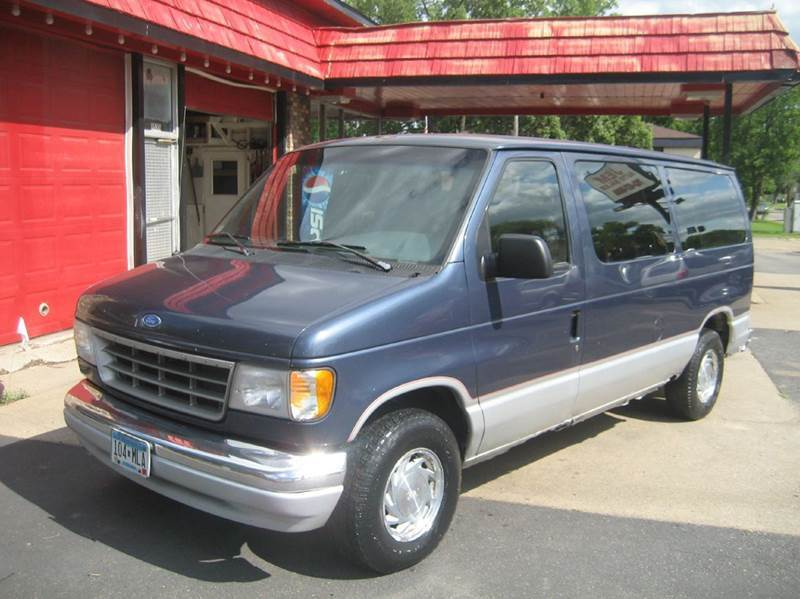 Passenger van for sale in minnesota for Kuehn motors rochester mn