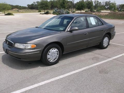 2003 Buick Century for sale in San Antonio TX