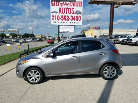 2011 Mazda MAZDA2 for sale in San Antonio TX