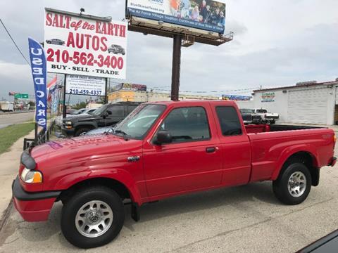 2004 Mazda B-Series Truck for sale in San Antonio TX