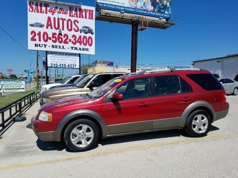 2005 Ford Freestyle for sale in San Antonio TX